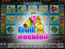 Fruit Cocktail 2: азартная игра из коллекции Igrosoft